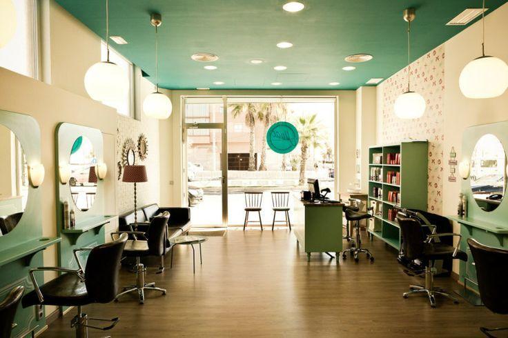 Dise o de peluquer as buscar con google espacios - Diseno peluqueria ...