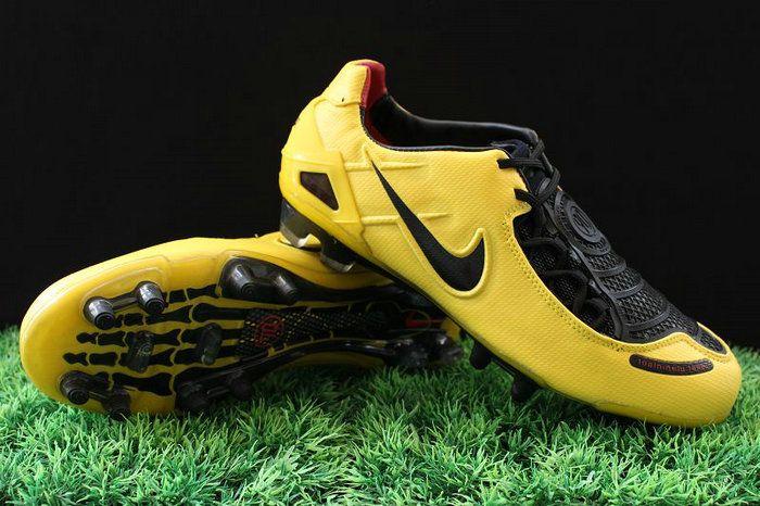 USA Nike Total 90 Laser I FG Yellow