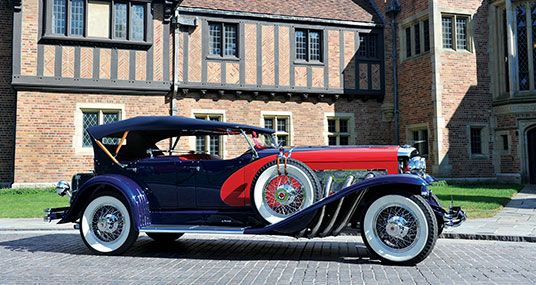 10 Great Cars of Gatsby's Roaring '20s | 1920's cars ...