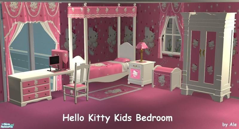 Explore Hello Kitty Bedroom Set, Kid Bedrooms, And More!