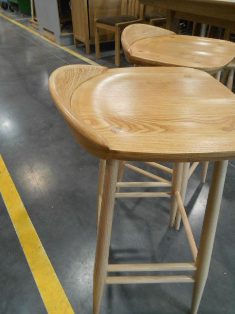 Orignials 1668SL Barstool with Back in special light