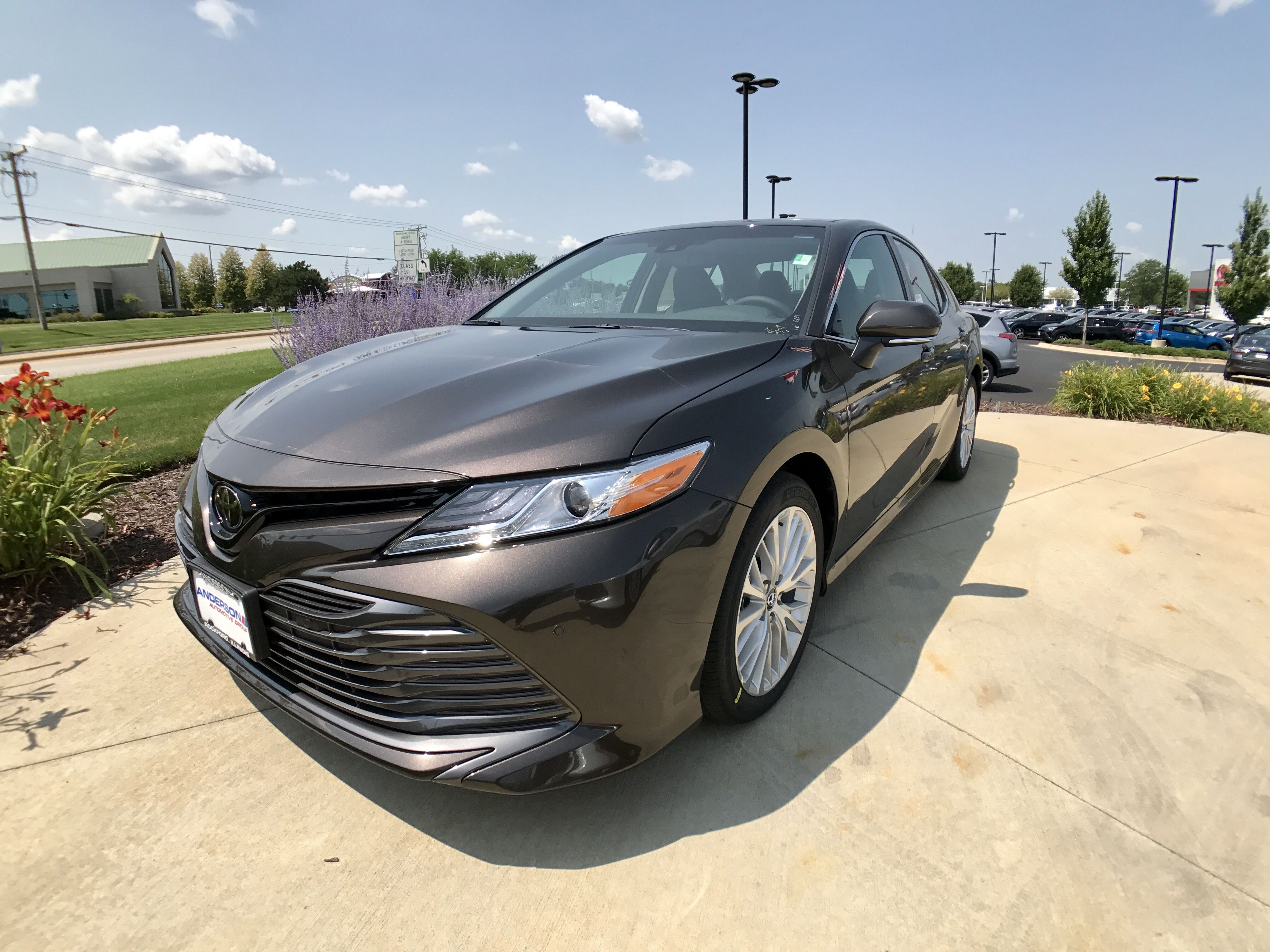 2018 Toyota Camry Brownstone Xle Toyota Toyota Toyota Camry