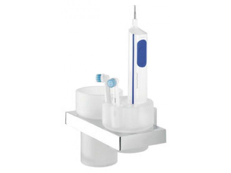 Badkamer Accessoires Rvs : Beker tandenborstelhouder bathroom accessories pinterest