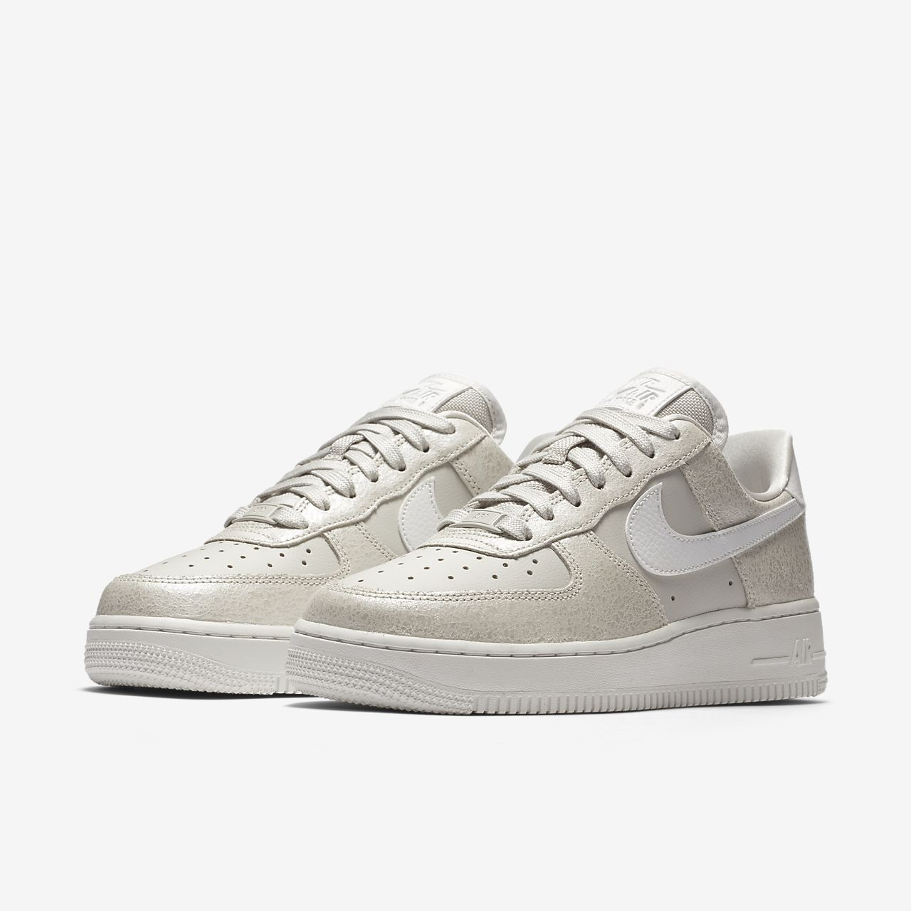 Nike Air Force 1 '07 Low Premium Lifestyle Shoes For Womens