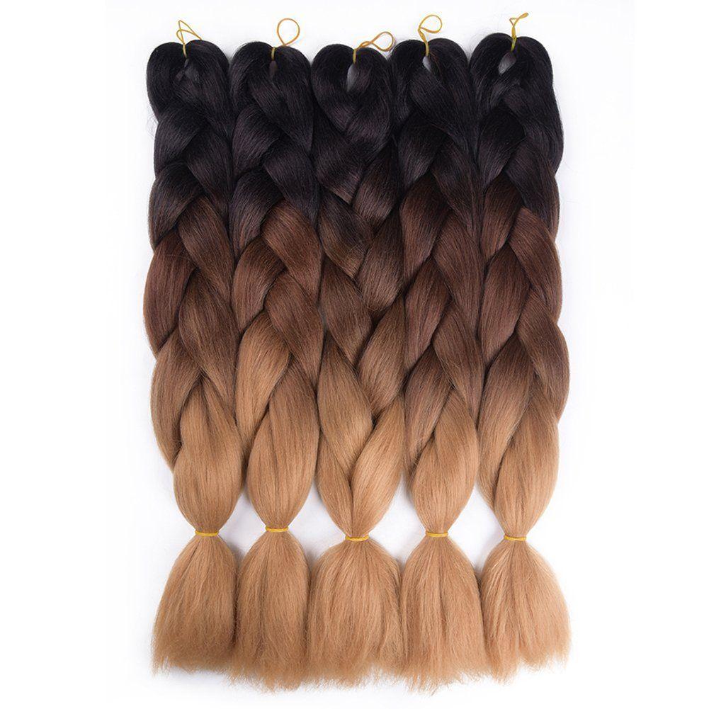 Tomo hair packs inch ombre crochet braids braiding hair gpack