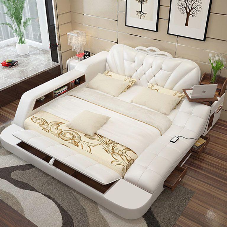 20+ Best Inspiring Smart Storage Bed Design Ideas in 2020 ...