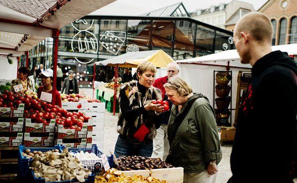 torvehallerne | food market #copenhagen
