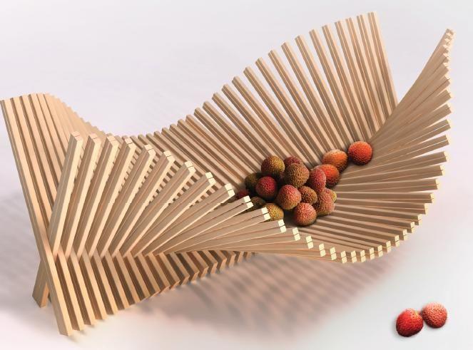 1000 ideer om obstschale holz p pinterest basteln mit beton gartenarbeit ideen - Ideen Holz