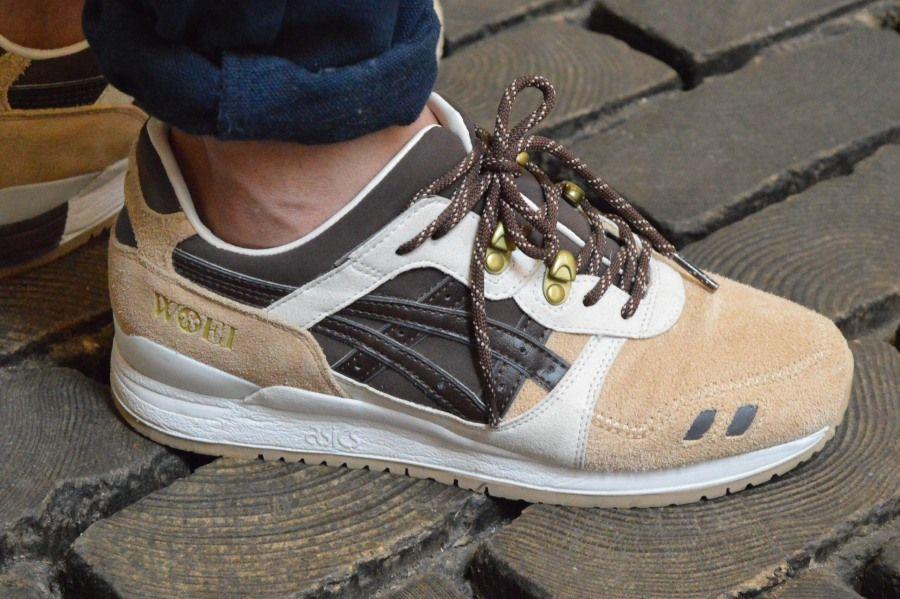 huge selection of 5ce6e c52cf Asics Gel Lyte 3 x Woei Cervidae | FOOTWEAR | Nike, Nike air ...