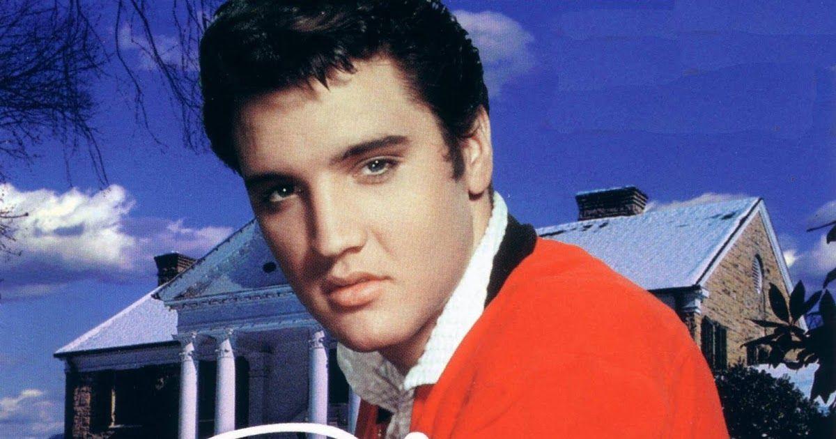 Rare Young Elvis Presley | Elvis Presley : White Christmas / Elvis Christmas Album 1957 + Elvis ...