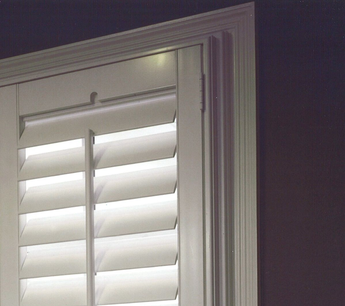 Outside Mount Interior Shutters