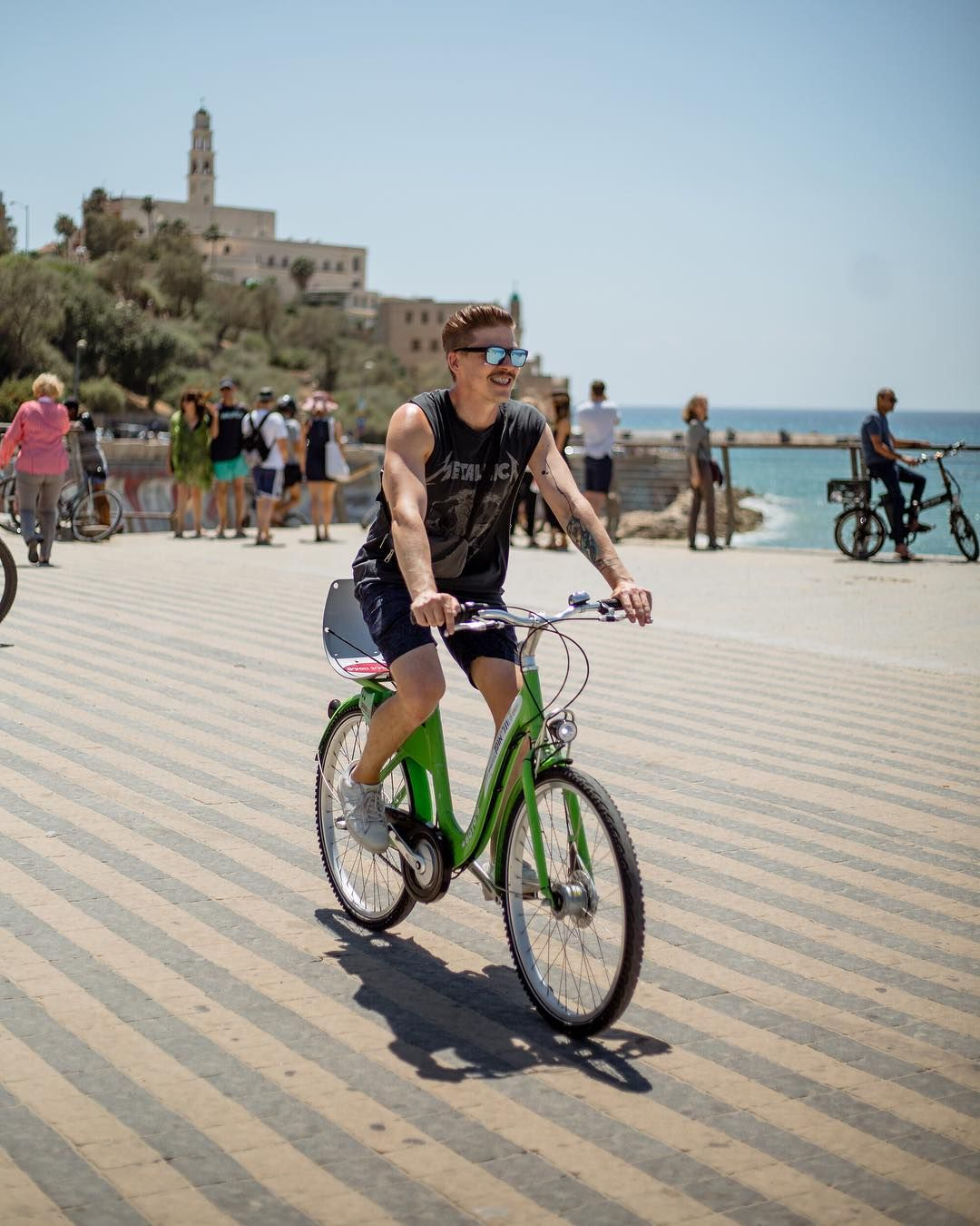 One More Thing For Your Tel Aviv Bucketlist Rent A Bike You Can