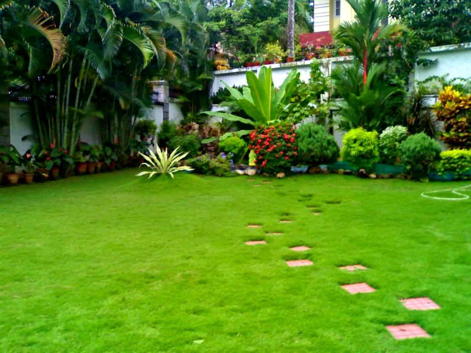 Home Garden Landscaping In Kerala Landscape Design Garden Projects Garden