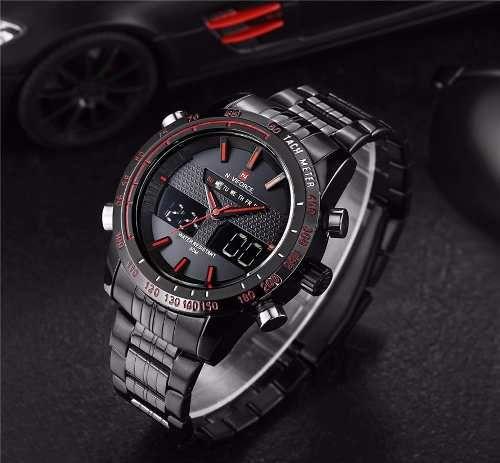 4a6f73e457c Relógio Masculino Esportivo Original Ponteiro Presente Top! - R  179 ...