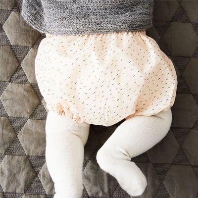 gratis mønster til babybukser