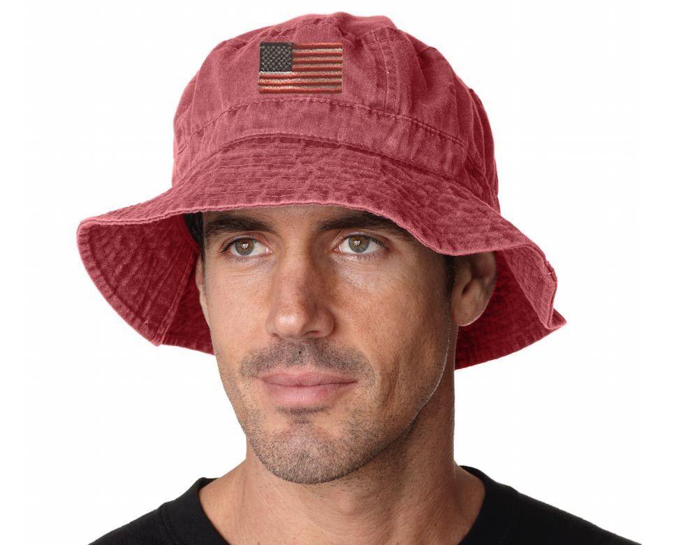 """Old Glory"" Bucket Hat"