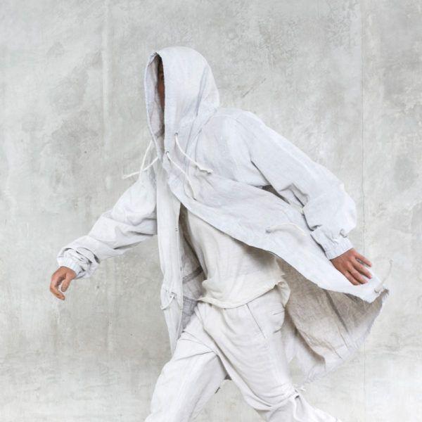 5857ba1b6d03 HEATHEN CLOTHING Solace Hoody – Bone DESCRIPTION Lightweight