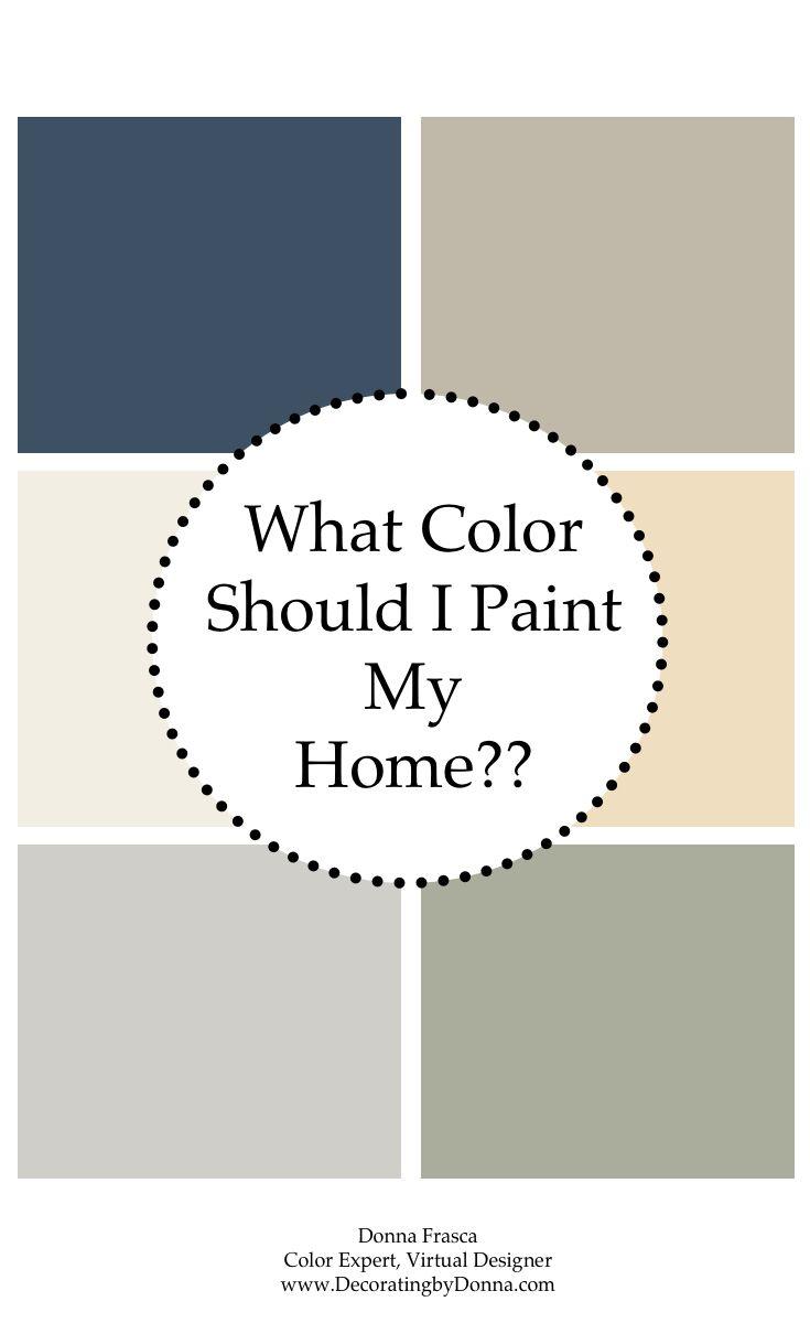What Color Should I Paint My Home? | Beach paint colors, Condo ...