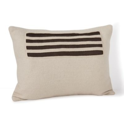 Calvin Klein Cut Stripe Decorative Pillow 40 X 40 Amazing Calvin Klein Decorative Pillows