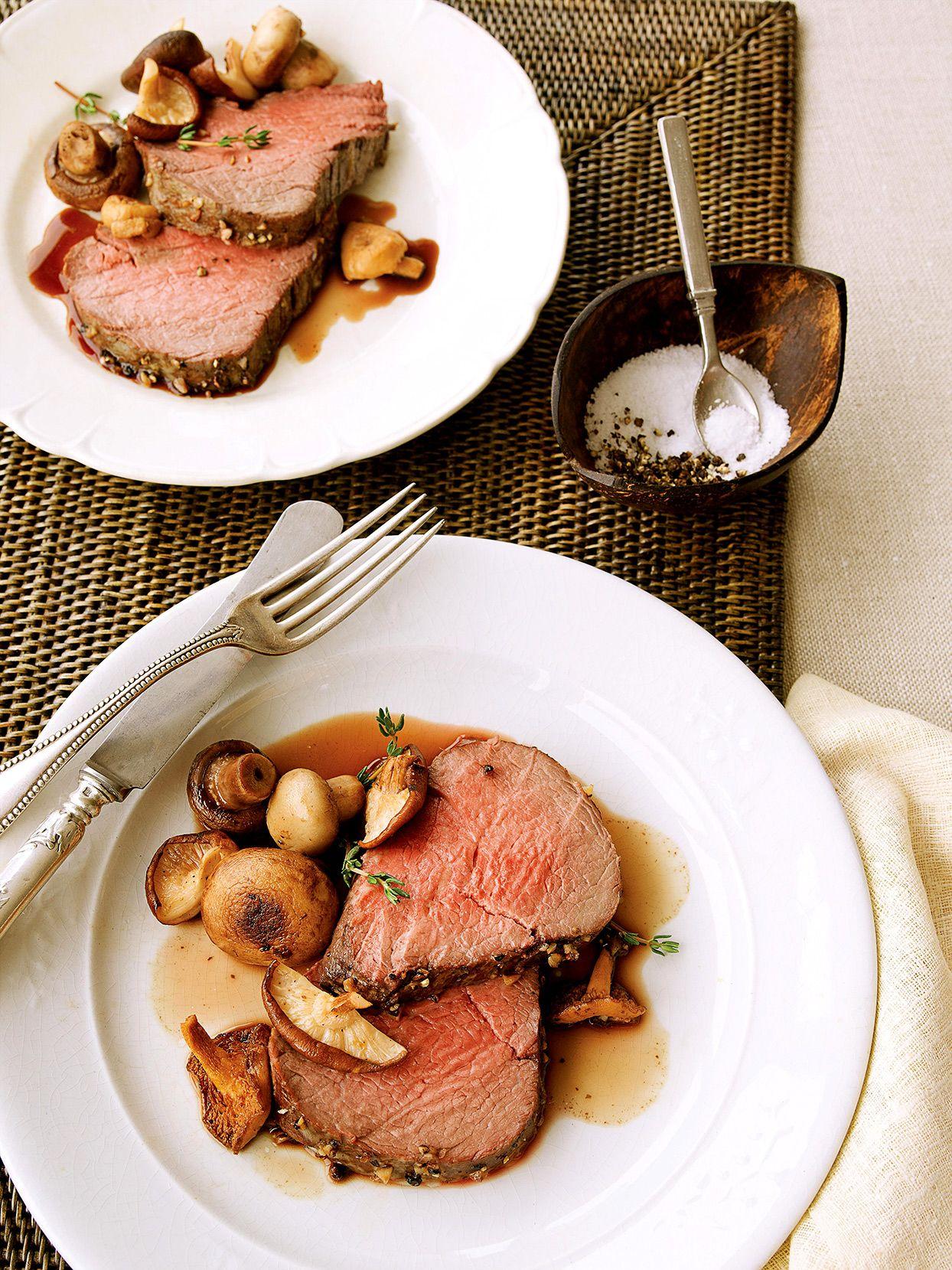 Slow Roasted Beef Tenderloin Recipe Roast Beef Recipes Beef Recipes Roast Beef Dinner
