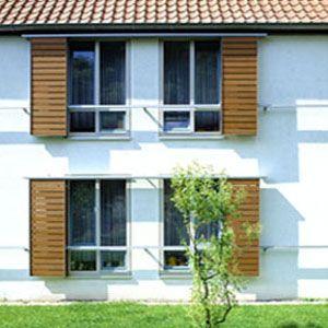 Lovely Fensterläden Zum Schieben Michel + Wolf Architekten