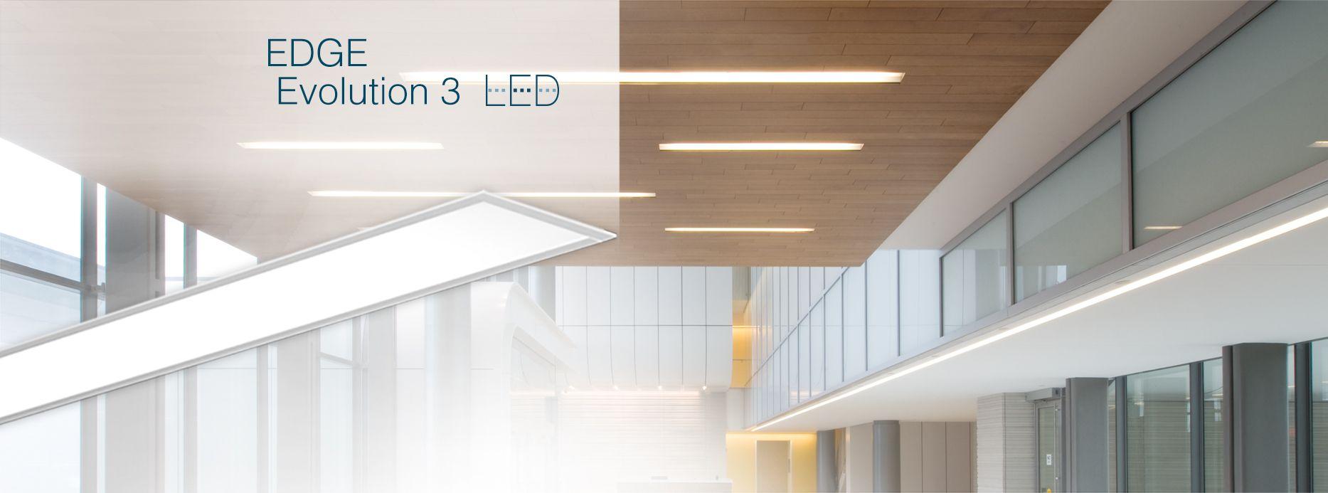 Pinnacle Architectural Lighting Edge Evolution 3 Led