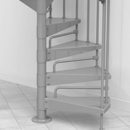 Best Spiral Staircases Spiral Staircase Kits Loft Centre 400 x 300