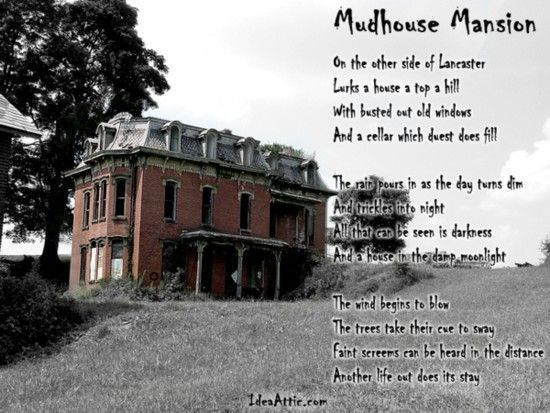Mudhouse Mansion Lancaster Ohio Mansions Paranormal Mansions