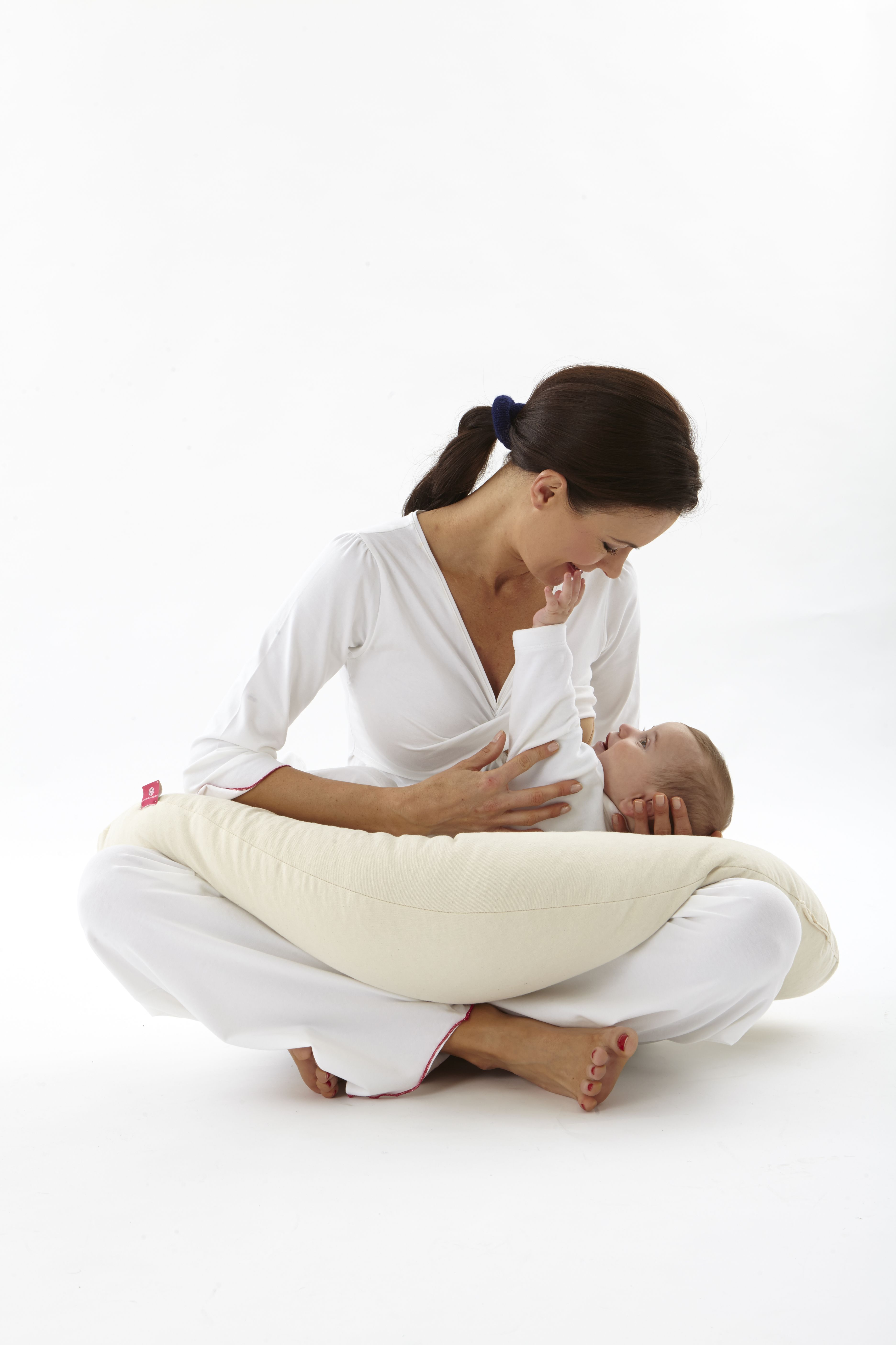 Cuscino Allattamento Pula Di Farro.Cuscino Imbottito In Pula Di Farro Per Gravidanza E Allattamento