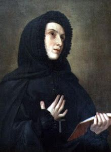 March 3rd Saint Teresa Eustochio Verzeri.   Teresa was the oldest of the seven children; her brother became bishop of Brescia, Italy. Ingazia was educated at home, and the canon Giuseppe Benaglio, Vicar General of the diocese of Bergamo, Italy was her spiritual teacher.  Benedictine nun at Bergamo. Dedicated to the education of young girls. Founder of the Institute of the Daughters of the Sacred Heart of Jesus on 8 February 1831. Built orphanages, retreat centers, and provided help to the…