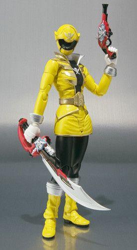 S.H.Figuarts Kaizoku Sentai Gokaiger GOKAI RED Action FIgure BANDAI from Japan
