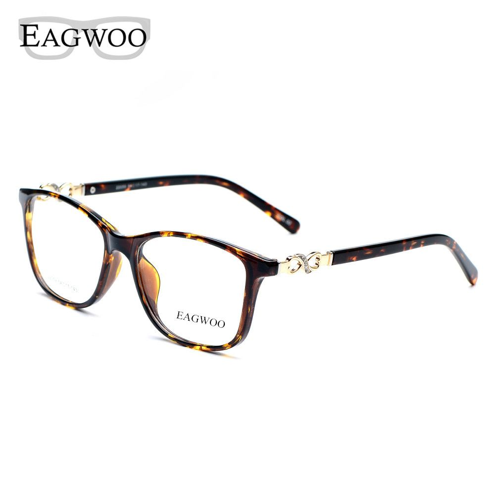 5a528b7d4a Women Eyeglasses Full Rim Acetate TR90 Optical Frame Retro Tag a friend who  would love this
