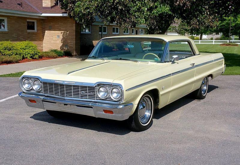 1964 Chevrolet Impala For Sale Maple Lake Mn Oldcaronline Com