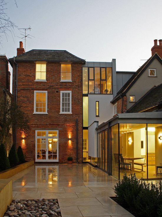 71 Contemporary Exterior Design Photos: Exterior Design, Contemporary Style Homes, Small Lake