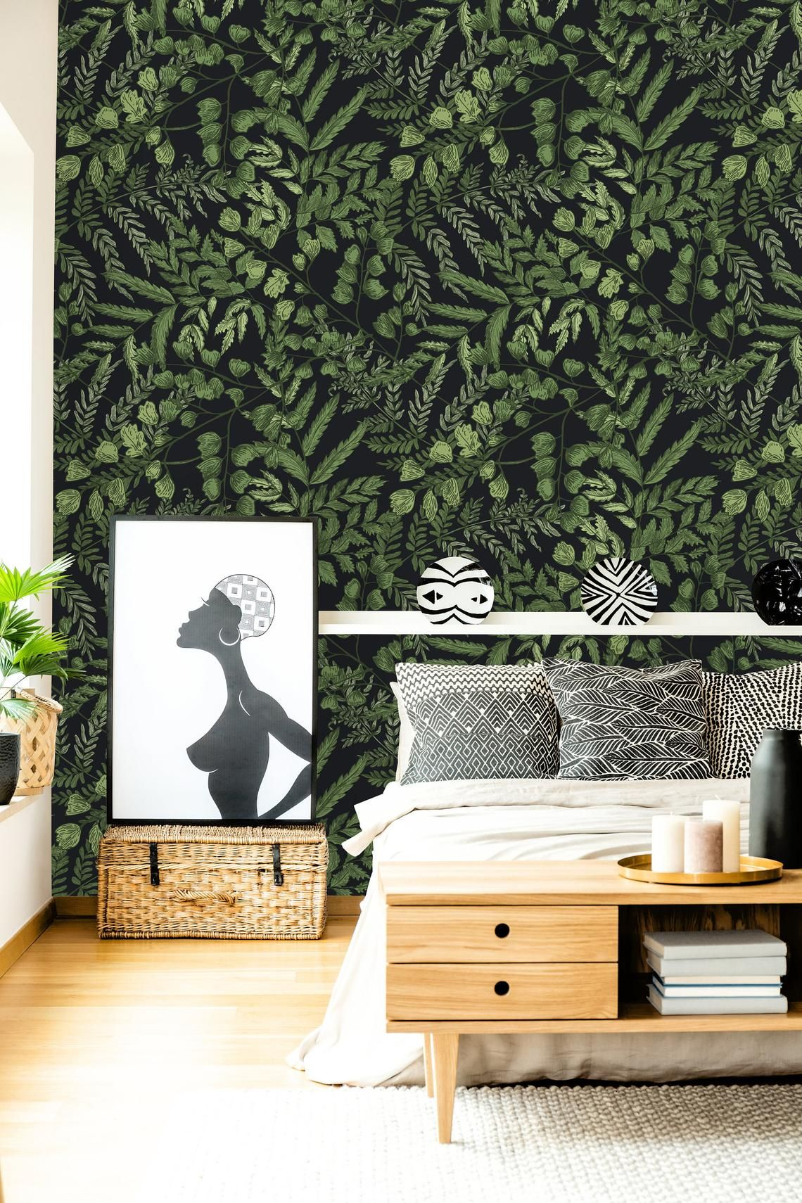 Removable Wallpaper Peel And Stick Wallpaper Self Adhesive Etsy Removable Wallpaper Wallpaper Roll Peel And Stick Wallpaper