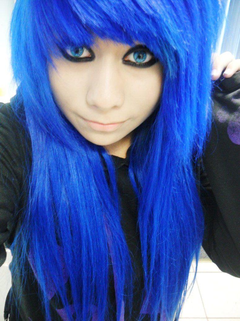Blu 107 Deviantart Blue My Hair C Imuri Miyuki By Msimuri