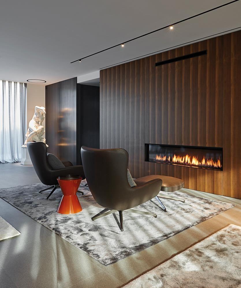 INTERIORS & CONTRACT -  EN | BERGAMO, ATTICO Il progetto di interior design di questo elegante attico nel cuore di Bergamo è stato curato da Zenucchi Arredamento.