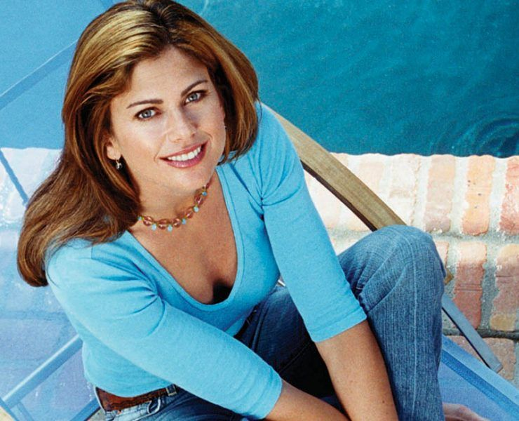 For much of the 1980s and into the 1990s, Kathy Ireland