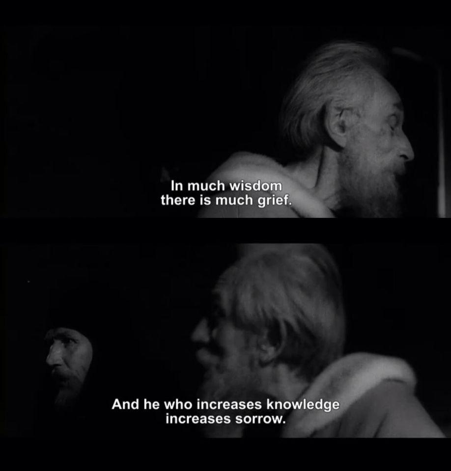 Andrei Tarkovsky Random Cinema Quotes Film Quotes Quotes