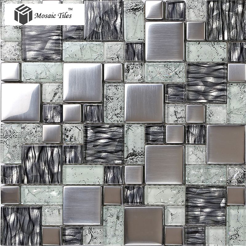 Cheap Mosaics on Sale at Bargain Price, Buy Quality tile decal, tile ...