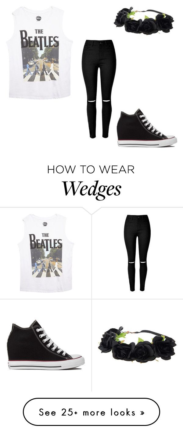 """""""outfit"""" by peace-girl23 on Polyvore featuring moda, Converse, Wet Seal, women's clothing, women, female, woman, misses y juniors"""