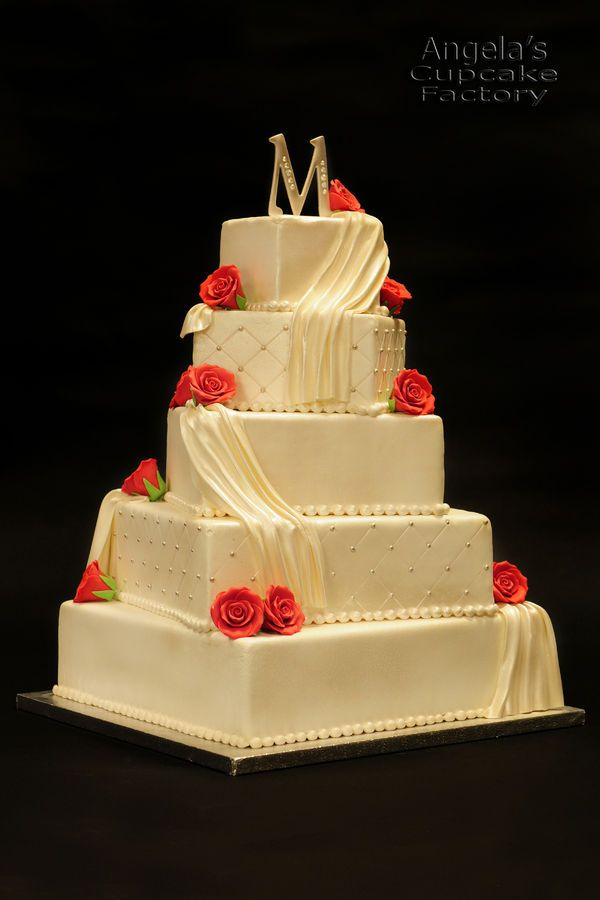 Wedding Cake | Cakes Beautiful Cakes for the Occasions | Pinterest ...