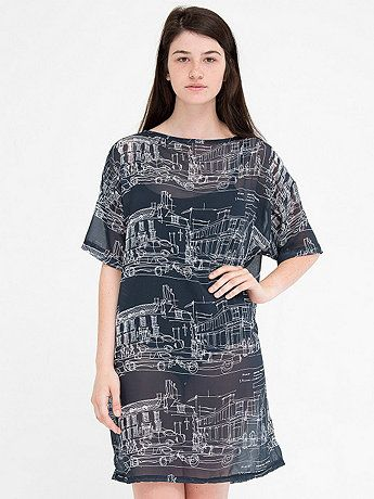 Ilrated Chiffon T Shirt Dress American Arel Wear Loose Or Belted In Bare Legged S Leggings Flats Sneaks Brogues Jewelled Up