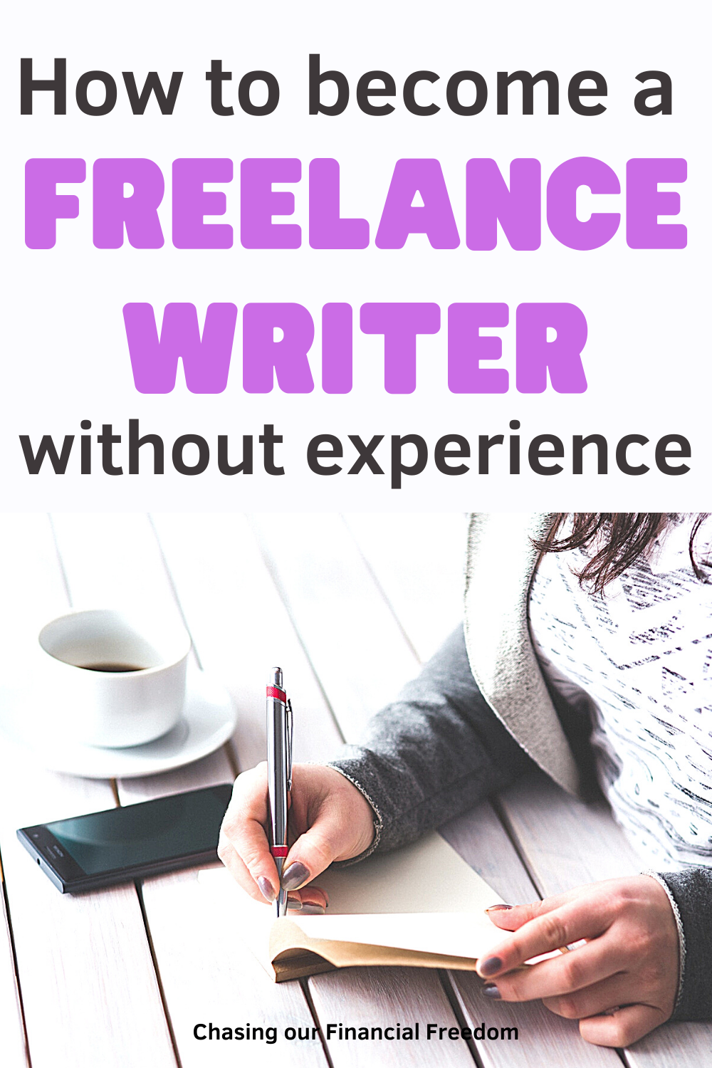How to Become a Freelance Writer in 27 and make $27 a month