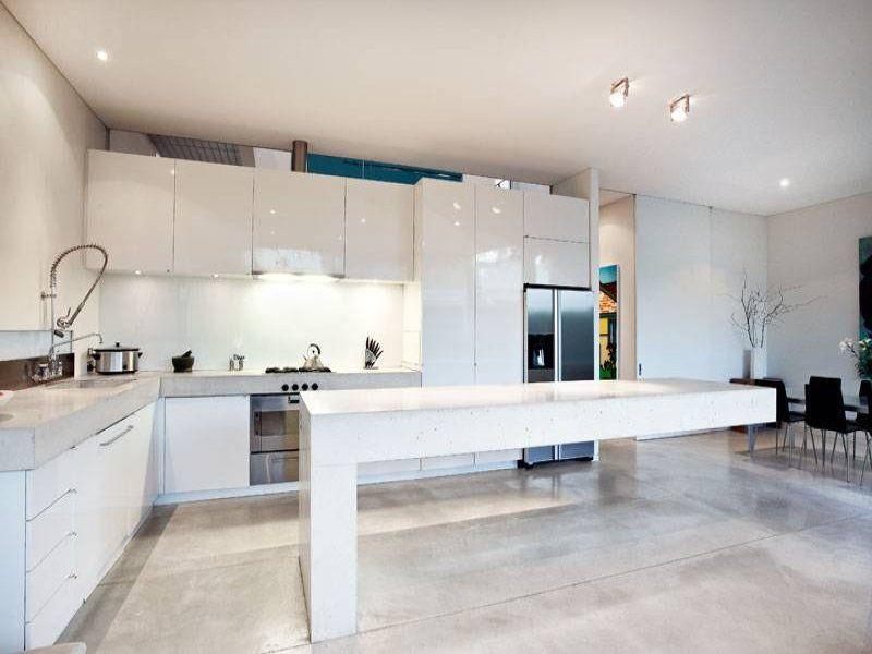 Kitchen design ideas | Island bench, Kitchen island bench and Funky ...