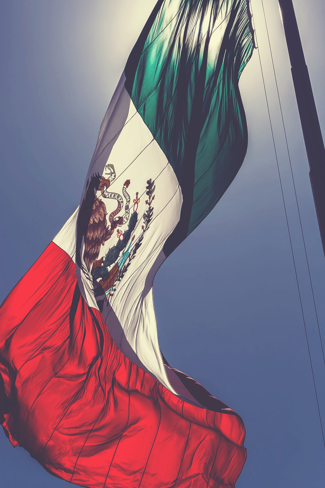 Men's stuff... Obras de arte mexicano, Mexico bandera