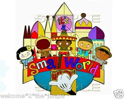 Look what I found on @eBay! IT'S A SMALL WORLD HANG LOOSE 3D - scrapbooking,pa http://r.ebay.com/rlNwQd