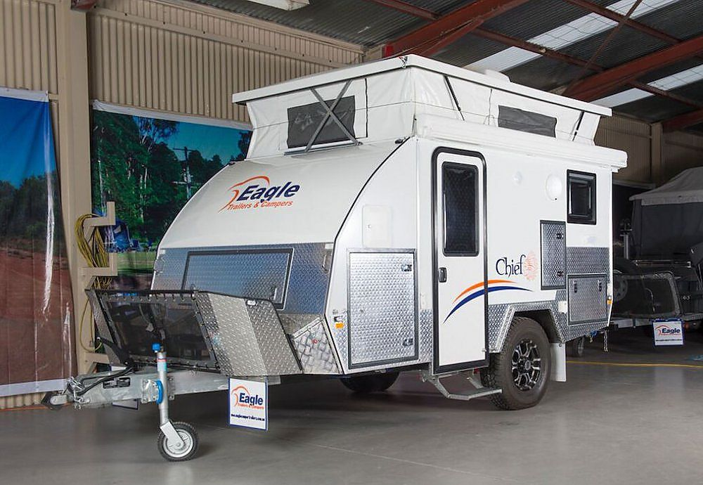 Chief Hybrid Camper | www.eaglecampertrailers.com.au ...