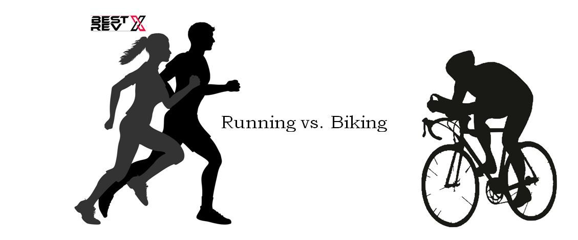 Running Or Biking Which Is Better Workout Fun Workouts Bike