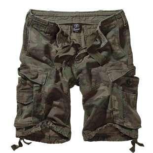 Pantalones cortos militares Saigon Brandit